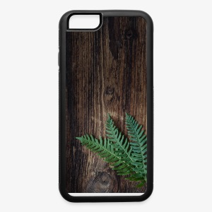 Wood Texture Print - iPhone 6/6s Rubber Case