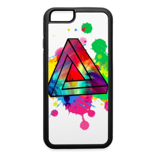 PAINT SPLASH - iPhone 6/6s Rubber Case