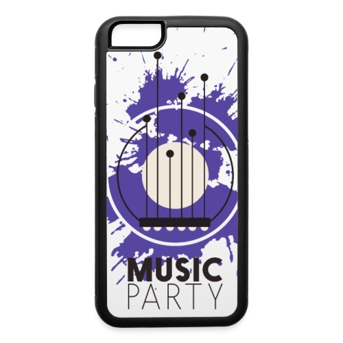 Music party - iPhone 6/6s Rubber Case