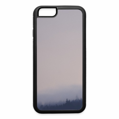 Foggy forest - iPhone 6/6s Rubber Case