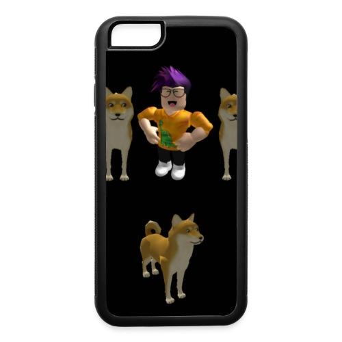 Dr.seesoul phone case - iPhone 6/6s Rubber Case