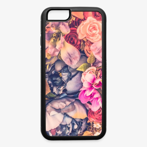 Passion Flowers - iPhone 6/6s Rubber Case