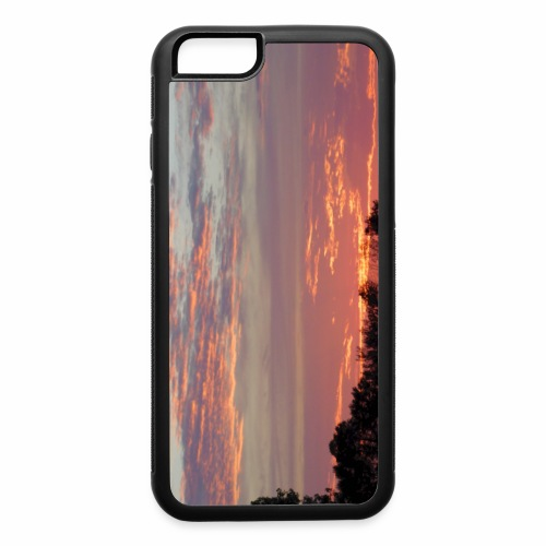 Sunset of Pastels - iPhone 6/6s Rubber Case