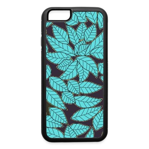 lluvia de hojas - iPhone 6/6s Rubber Case