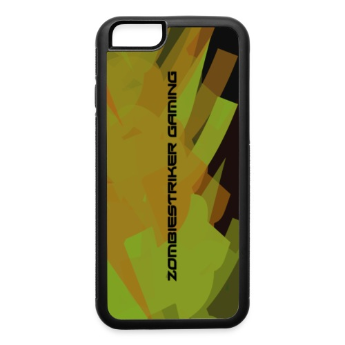 ZombieStriker Banner - iPhone 6/6s Rubber Case