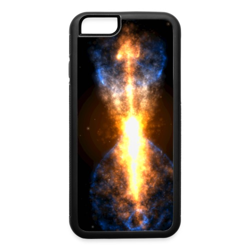 cracked space eggs - iPhone 6/6s Rubber Case