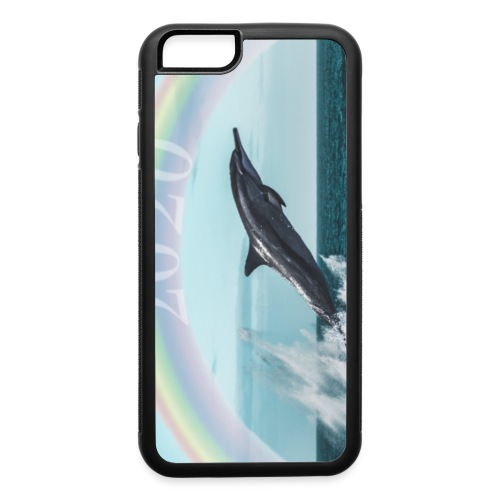 dolphin - iPhone 6/6s Rubber Case