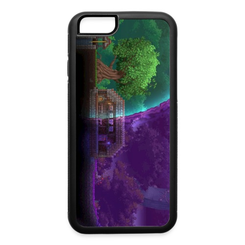 Terraria Otherworld Phone Cases - iPhone 6/6s Rubber Case