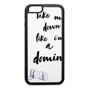Domino lyrics - iPhone 6/6s Rubber Case