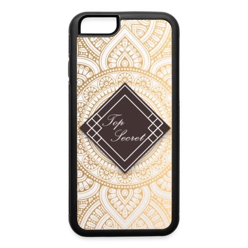 Top secret - iPhone 6/6s Rubber Case