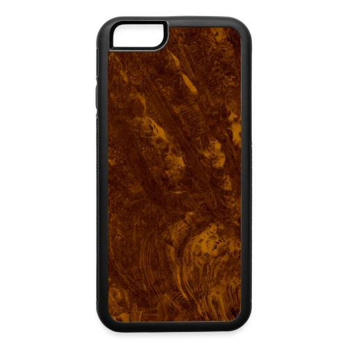 Oil spill (yellow) - iPhone 6/6s Rubber Case