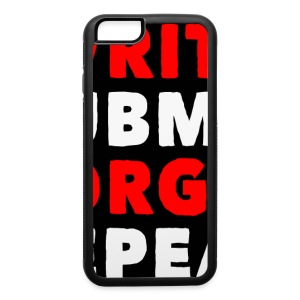Write Submit Forget Repeat (Accessories) - iPhone 6/6s Rubber Case
