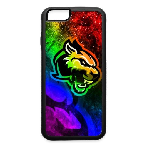 Niixyy Rainbow - iPhone 6/6s Rubber Case