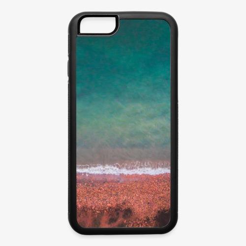 shore line - iPhone 6/6s Rubber Case