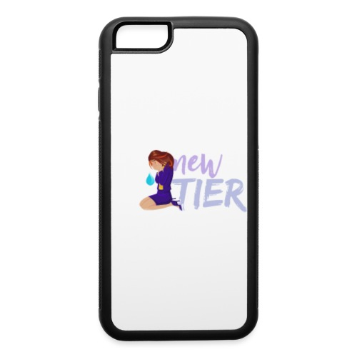 New Tier - iPhone 6/6s Rubber Case