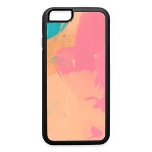 Colorful splotch Blast - iPhone 6/6s Rubber Case
