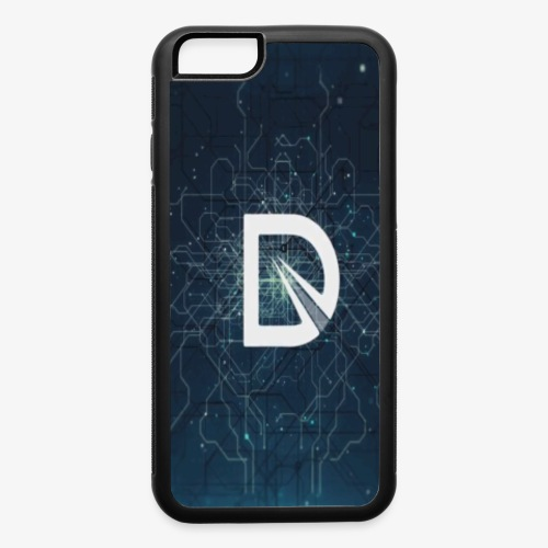 DixiCoin Gaming Landscape - iPhone 6/6s Rubber Case