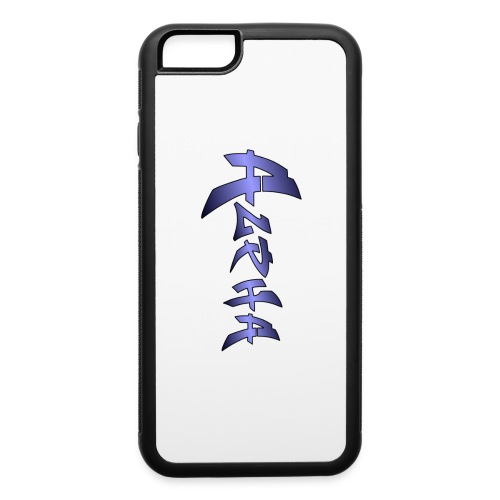 Alpha Black - iPhone 6/6s Rubber Case
