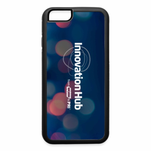 Innovation Hub phone case - iPhone 6/6s Rubber Case