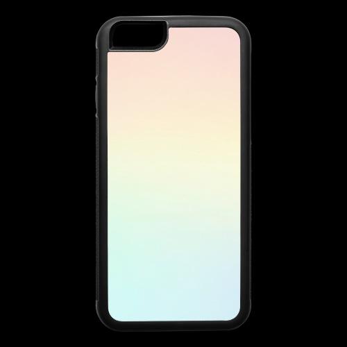 Pastel Phone Cases - iPhone 6/6s Rubber Case