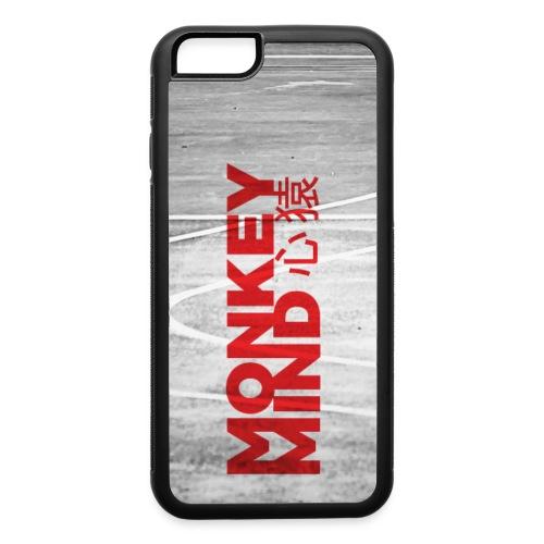 Monkey Mind Mixtape - iPhone 6/6s Rubber Case