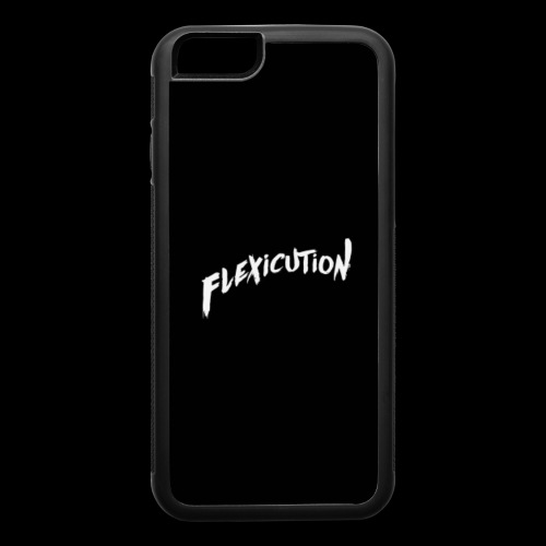 Flexicution case - iPhone 6/6s Rubber Case