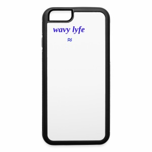 wavy3 - iPhone 6/6s Rubber Case