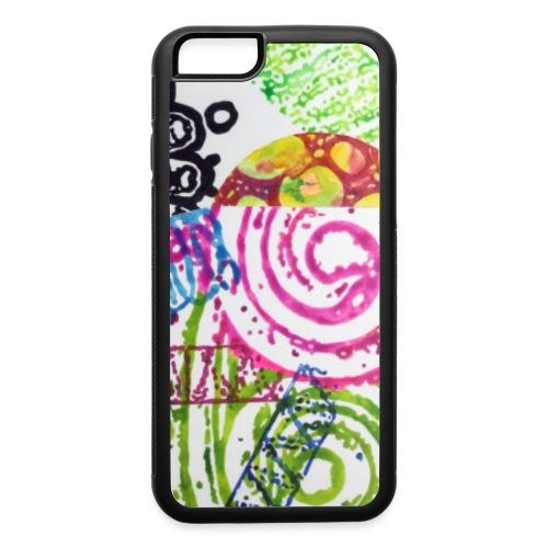 SleeperCrop 3 - iPhone 6/6s Rubber Case