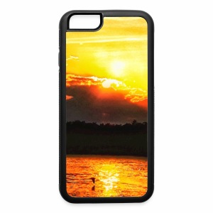 Sunset on paradise - iPhone 6/6s Rubber Case