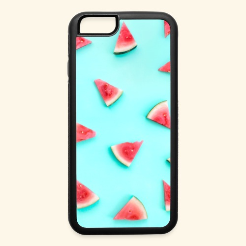 Water Melon - iPhone 6/6s Rubber Case