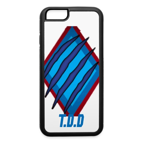 TDD png - iPhone 6/6s Rubber Case