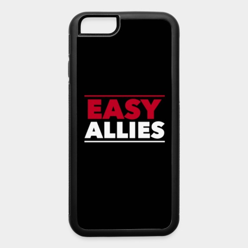 easy iphone6plus - iPhone 6/6s Rubber Case