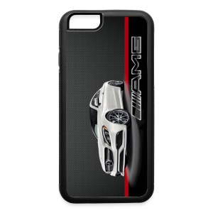 C63 AMG - iPhone 6/6s Rubber Case