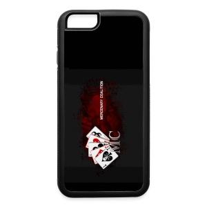 MC Phone Case - iPhone 6/6s Rubber Case