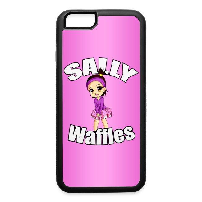 SallyWaffles iPhone6 png