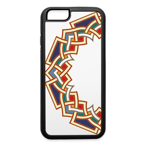 arabesque islamic art - iPhone 6/6s Rubber Case