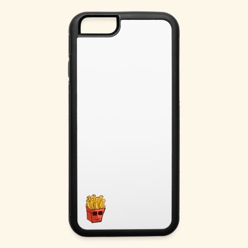 Chips logo - iPhone 6/6s Rubber Case