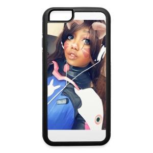 D.va incoming - iPhone 6/6s Rubber Case