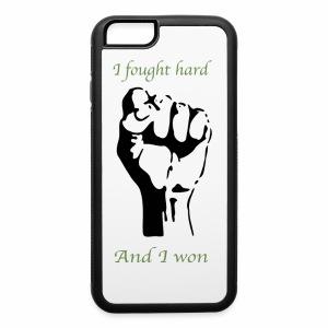 I won! - iPhone 6/6s Rubber Case