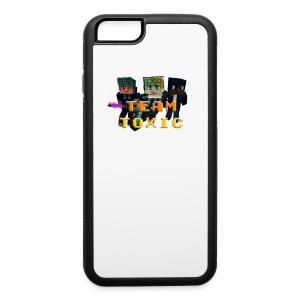TeamToxic Merch Design 1 - iPhone 6/6s Rubber Case