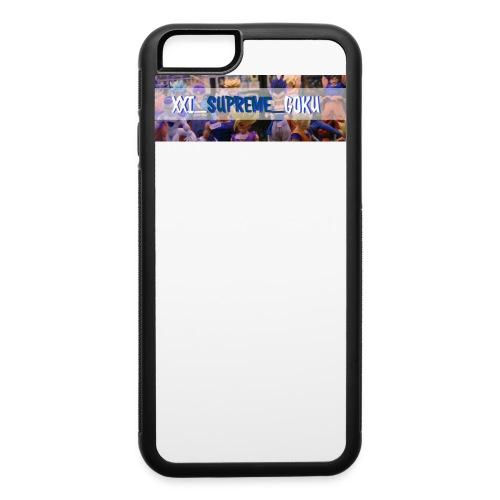 XXI SUPREME GOKU LOGO 2 - iPhone 6/6s Rubber Case