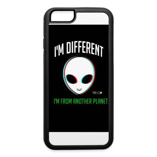 I'm from another planet - iPhone 6/6s Rubber Case