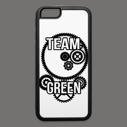 Merch Cog 1 png - iPhone 6/6s Rubber Case