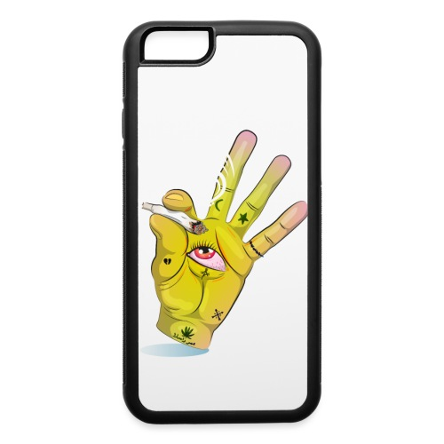 Khalwi High Khamsa - iPhone 6/6s Rubber Case