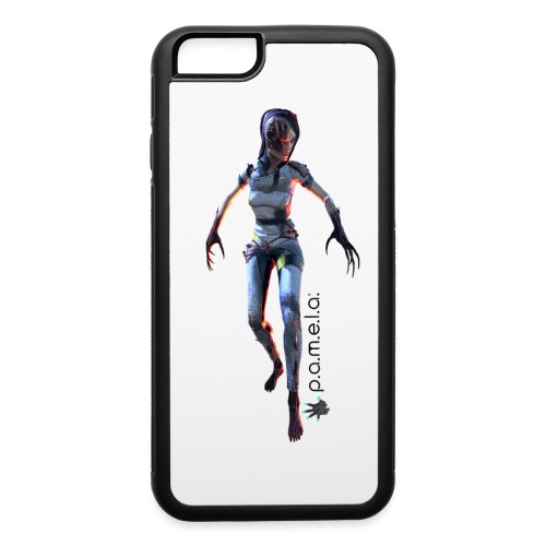 P.A.M.E.L.A. Widow - iPhone 6/6s Rubber Case