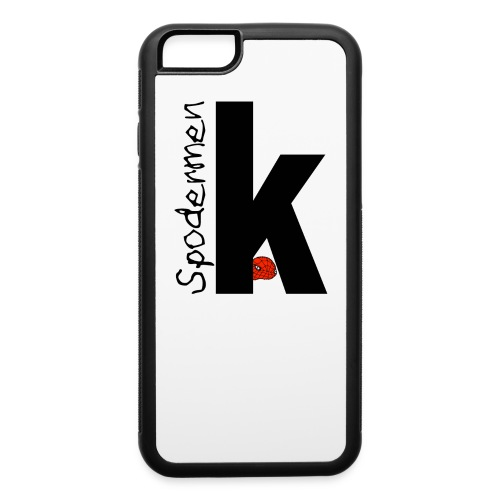k - iPhone 6/6s Rubber Case