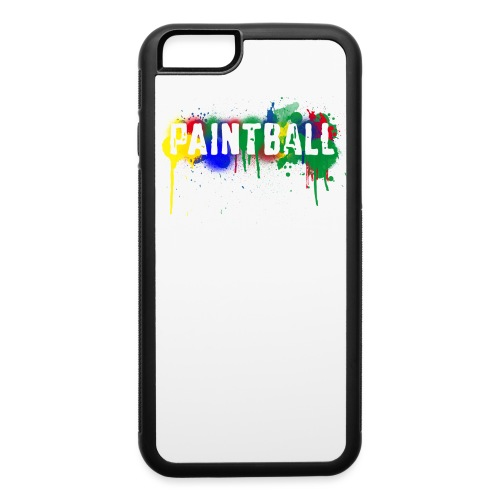 color_paintball - iPhone 6/6s Rubber Case