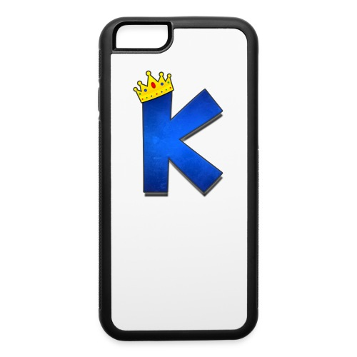 king png - iPhone 6/6s Rubber Case