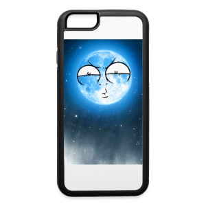 BLUE MOON UP - iPhone 6/6s Rubber Case