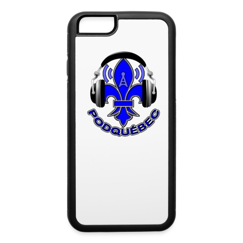 PodQuebec_Big - iPhone 6/6s Rubber Case